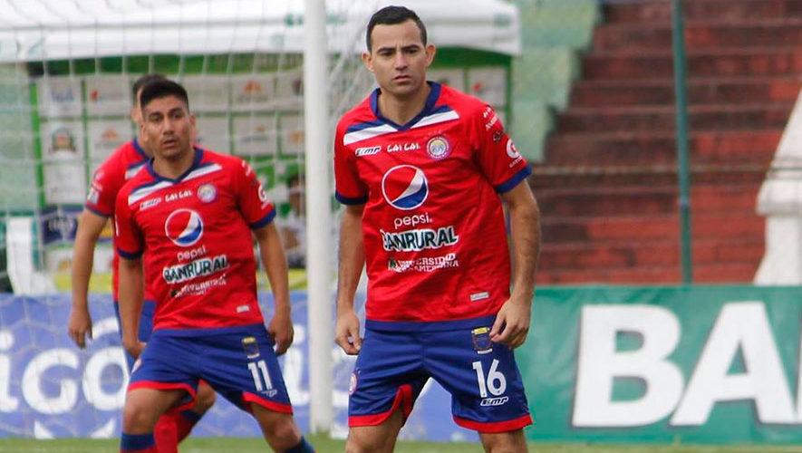 Partido de Xelajú y Municipal por el Torneo Apertura | Noviembre 2018