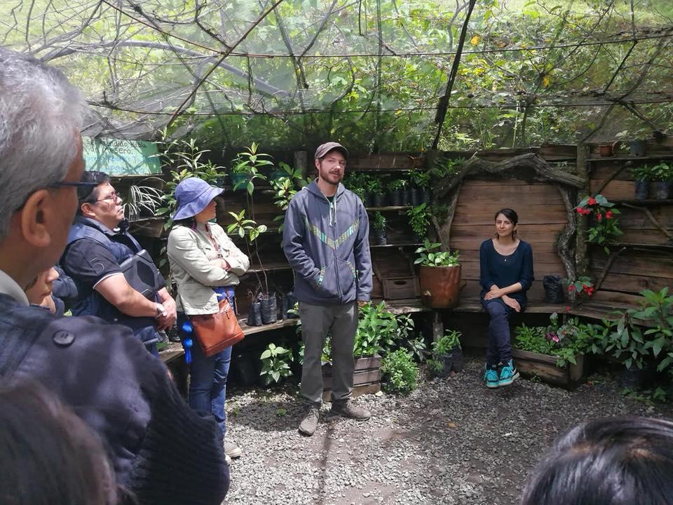 Primer festival ecológico, forestal y ambiental en Antigua