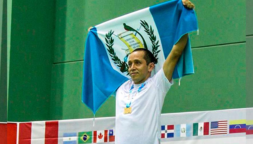 Raúl Anguiano, pentacampeón de América