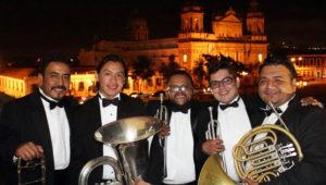 Recital gratuito de jazz en la Ciudad de Guatemala | Noviembre 2018
