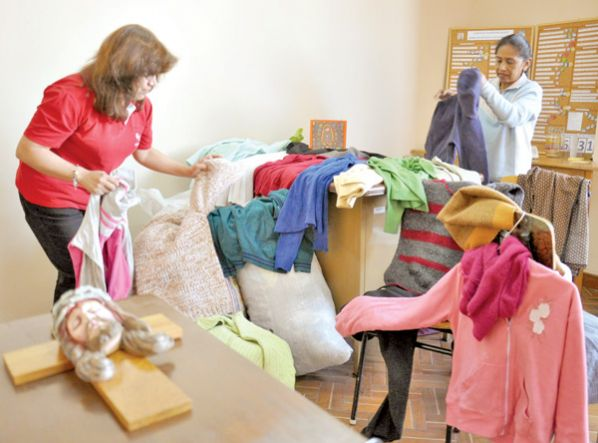 Recolectarán suéteres y frazadas en Guatemala