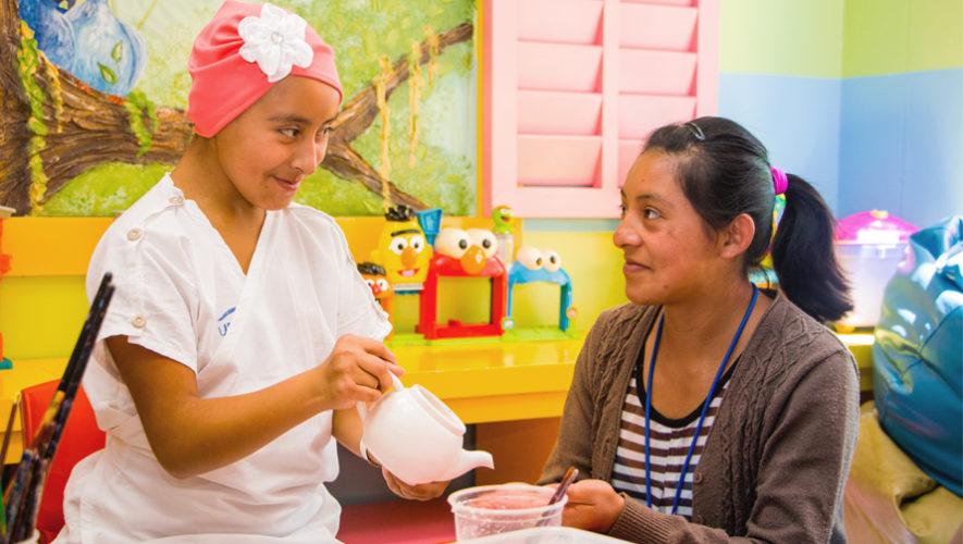 Rifa Únete a AYUVI en beneficio de niños con cáncer en Guatemala