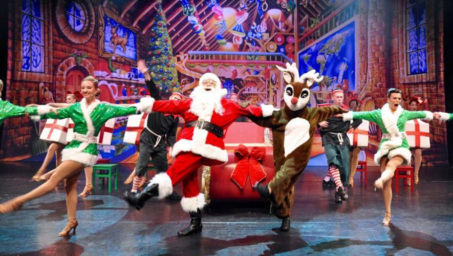 Santa Al Rescate, obra de teatro navideña | Noviembre - Diciembre 2018