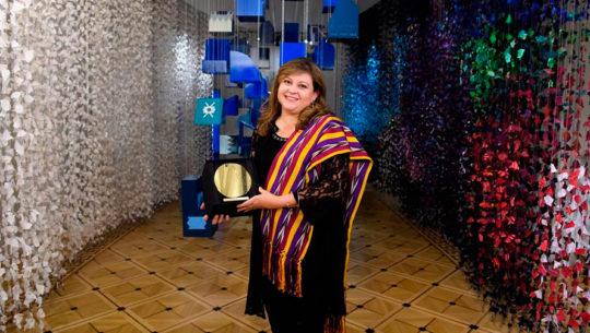 Santa Catarina Palopó ganó el primer lugar en exposición de Londres