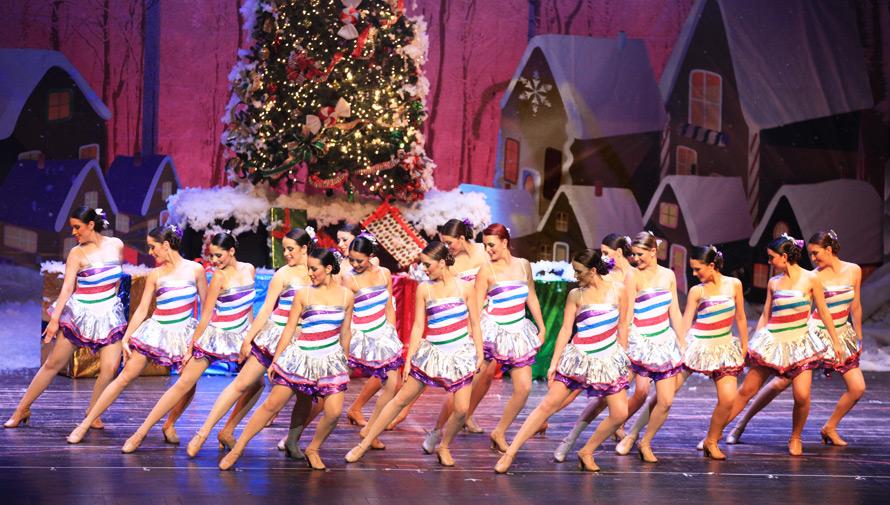 Show de Navidad Fantástica en el Teatro Nacional
