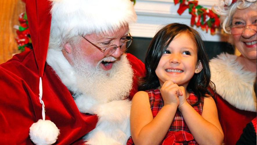 Show de luces y visita de Santa Claus en Metroplaza Jutiapa | Diciembre 2018