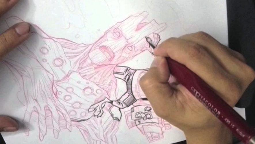 Taller de dibujo de cómic para principiantes | Noviembre 2018