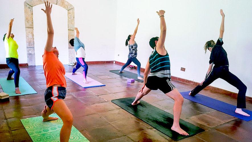 Taller de yoga para principiantes | Diciembre 2018