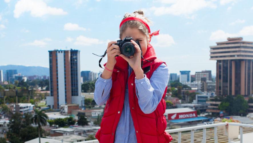 Taller sobre la importancia de la fotografía en Guatemala | Noviembre 2018