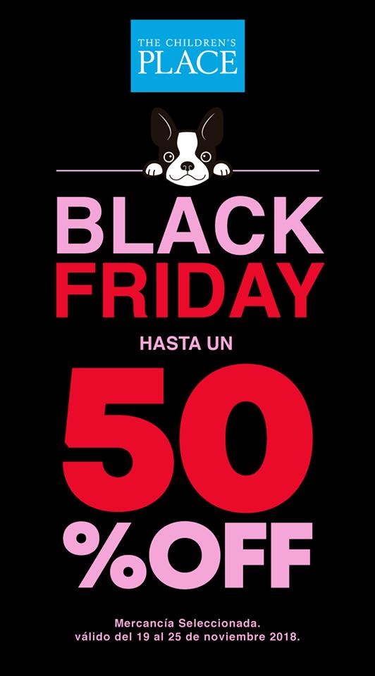 The Children's Place Promociones de Black Friday