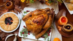 Todo lo que puedas comer en esta cena de Acción de Gracias | Noviembre 2018