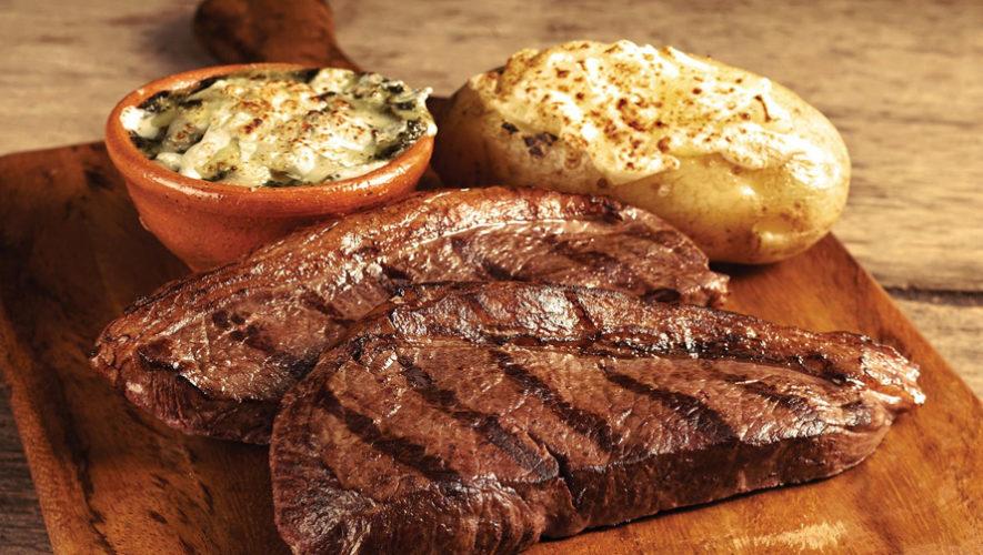 Todo lo que puedas comer de carne asada en La Estancia | Noviembre 2018