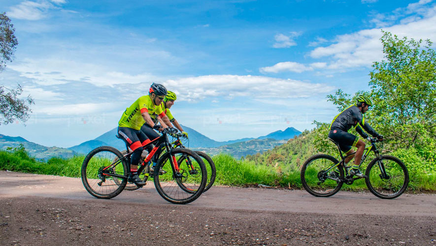 Travesía Mountain Bike en Tecpán | Noviembre 2018