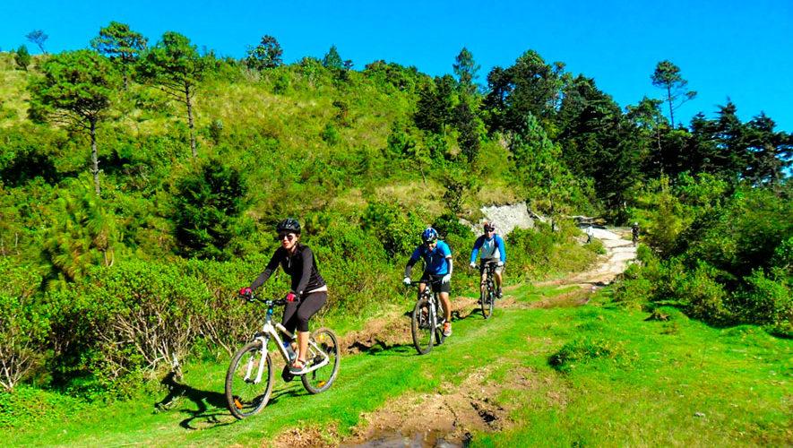 Travesía en bicicleta de Tecpán a Panajachel | Noviembre 2018