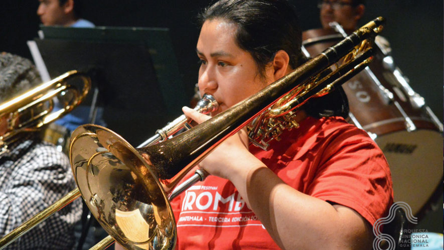 Velada sinfónica gratuita en Guatemala   Noviembre 2018