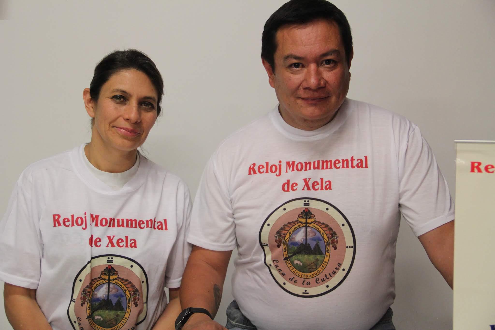 buscan construir el Reloj Monumental de Xela