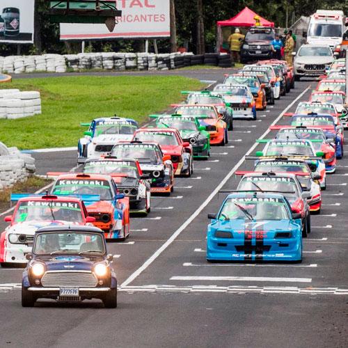 Calendario Autodromo Pedro Cofino 2019.Final Del Campeonato Nacional De Automovilismo Diciembre