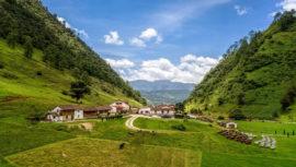 Lugares turísticos fríos de Guatemala
