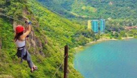 Recorridos de canopy más largos de Guatemala