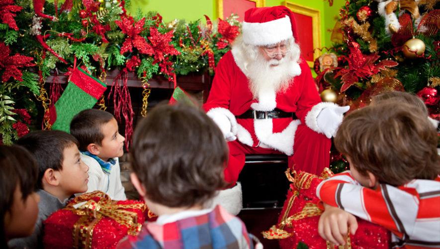 Actividades navideñas gratuitas en Naranjo Mall | Diciembre 2018