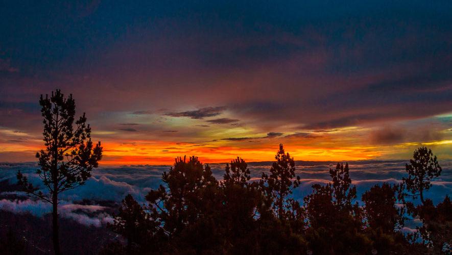 Ascenso en el volcán Tajumulco | Diciembre 2018