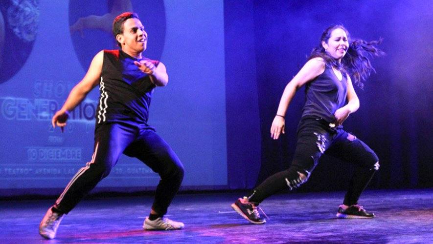 Audición para bailarines profesionales en Guatemala | Enero 2019
