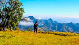 Carrera 21K Reto de las Cruces en el Volcán de Agua | Enero 2019