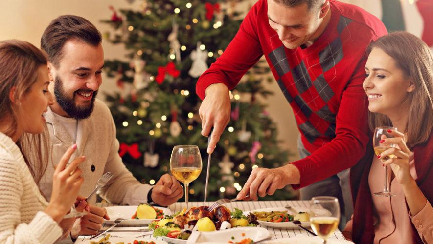 Cena navideña con todo lo que puedas comer en Earth Lodge | Diciembre 2018