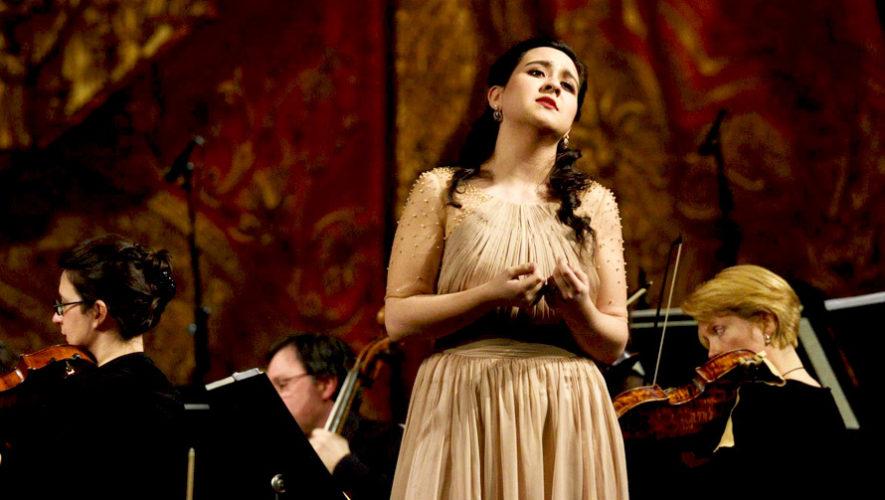 Clase maestra de canto con la soprano Adriana González | Diciembre 2018