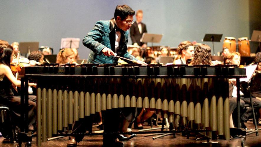 Concierto de jazz y marimba junto a Jacobo Nitsch | Diciembre 2018