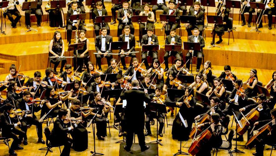 Concierto de la Escuela Municipal de Música de Guatemala | Diciembre 2018