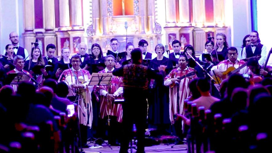 Concierto navideño de Capella Cantorum con música sinfónica | Diciembre 2018