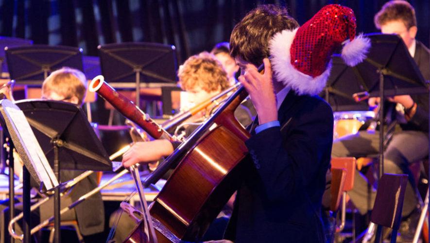 Conciertos de música navideña en Majadas Once | Diciembre 2018