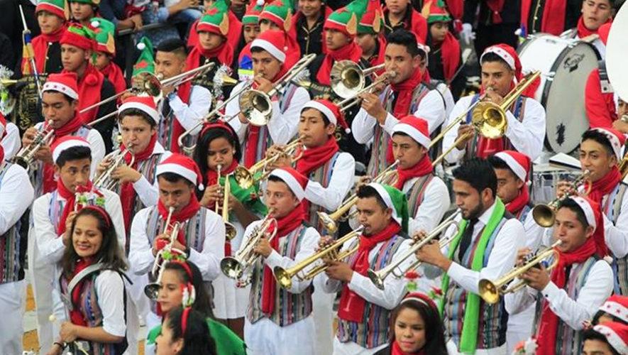 Desfile Navideño en el Paseo de la Sexta | Diciembre 2018