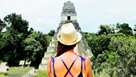 En 2018 aumentó la visita de turistas en Guatemala, según Inguat