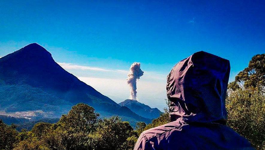Expedición a los volcanes Siete Orejas y Chicabal | Enero 2019