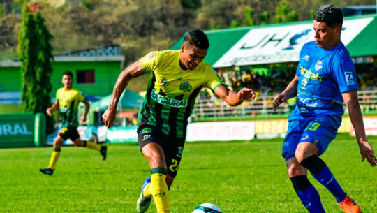 Fecha y hora de la semifinal Cobán vs. Guastatoya, Torneo Apertura 2018