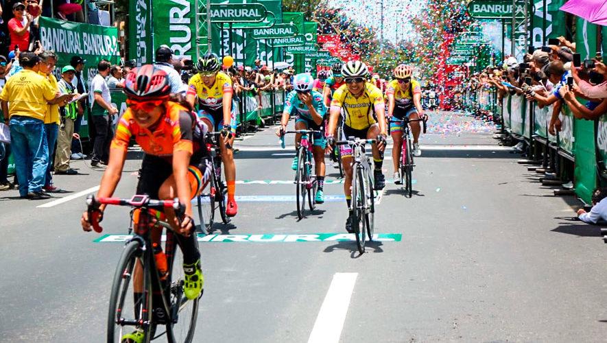 Fechas en que se realizará la Vuelta Femenina a Guatemala 2019