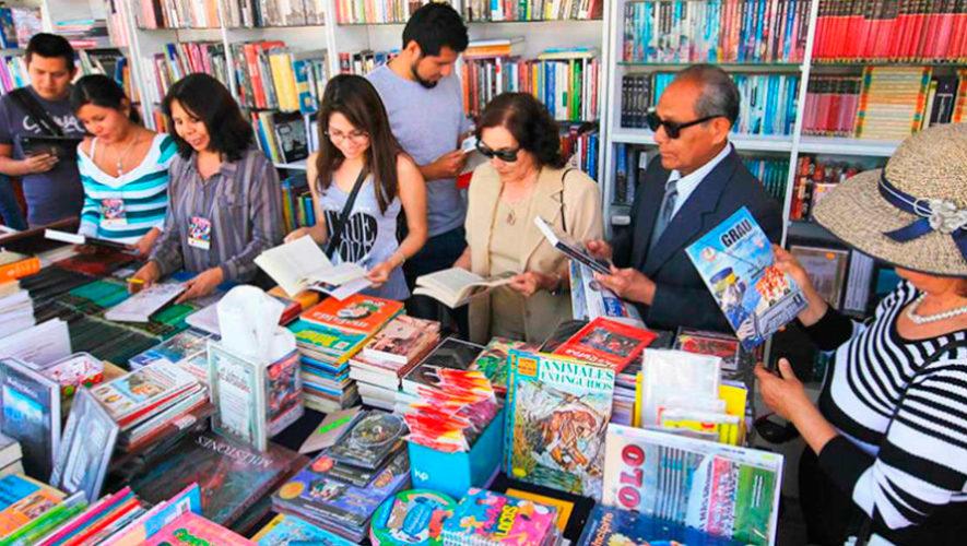 Feria Navideña del Libro 2018 en el Paseo de la Sexta