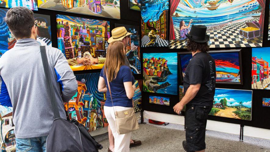 Festival de Arte Urbano en Chichicastenango   Diciembre 2018