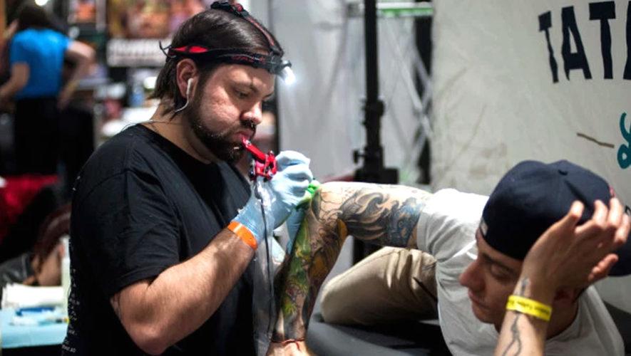 Festival de tatuajes rápidos en el Gran Hotel | Diciembre 2018