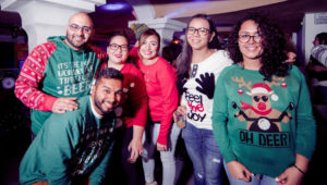 Ugly Sweaters Party en Las Vibras De La Casbah | Diciembre 2018