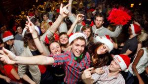 Fiesta de Navidad en Shotios Lounge   Diciembre 2018