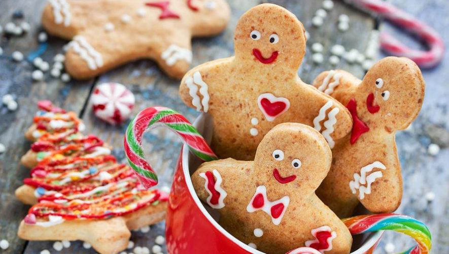 Fiesta para decorar muchas galletas navideñas | Diciembre 2018