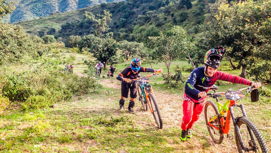 Full Enduro MTB Weekend en Baja Verapaz | Enero 2019