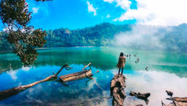 Guatemala es un país lleno de paraísos naturales, según la revista Hola.com