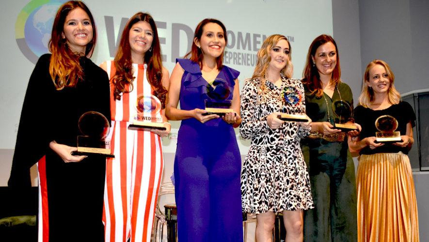GuatemaltecGuatemaltecas destacadas en el Día Internacional de la Mujer Emprendedora, 2018as destacadas en el Día Internacional de la Mujer Emprendedora, 2018