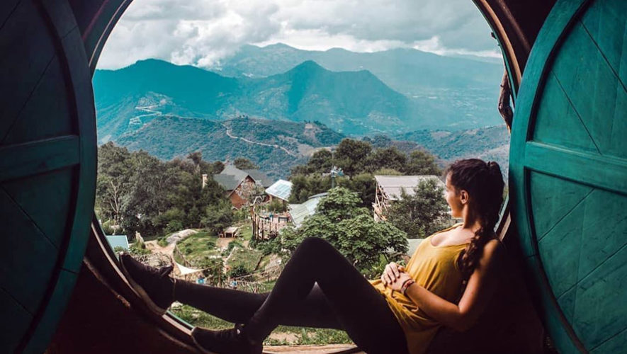 Paseo de un día a Hobbitenango | Enero 2019