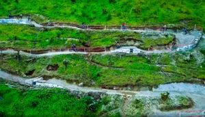 Inauguración de pista de Cross Country en Quetzaltenango | Diciembre 2018