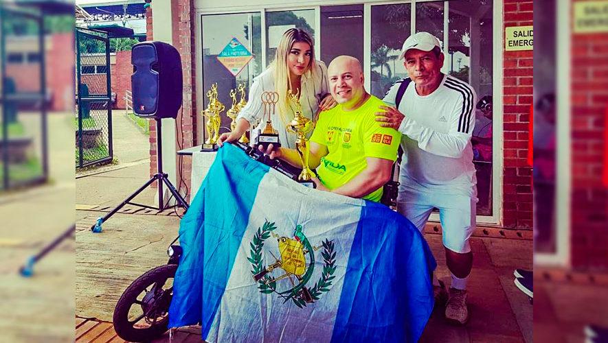 Julio Rueda se llevó los títulos del Colombia Open Cali 2018